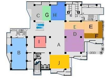 5樓平面圖(5fmap)