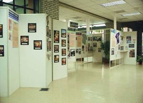 民國91年10月23日舉辦國際公共圖書館博覽會
