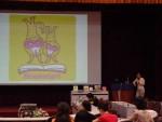 民國95年9月3日Bookstart閱讀起步走第1場嬰幼兒父母學習講座