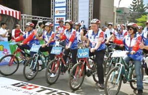 Tour de Taiwan: Taipei Leg.