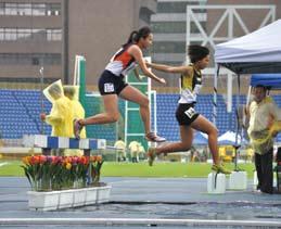 Taipei International Athletic Meet.