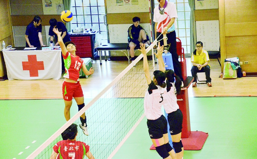 The National Games Taipei - Women's Indoor Volleyball