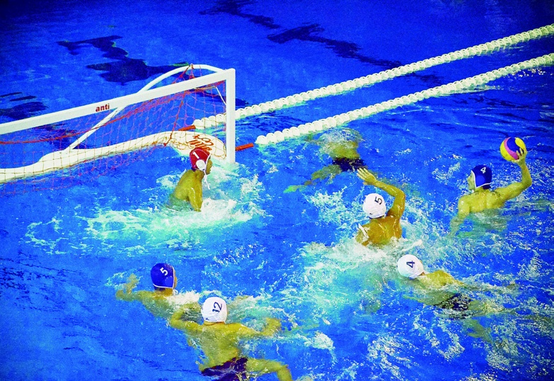 The National Games Taipei - Water Polo