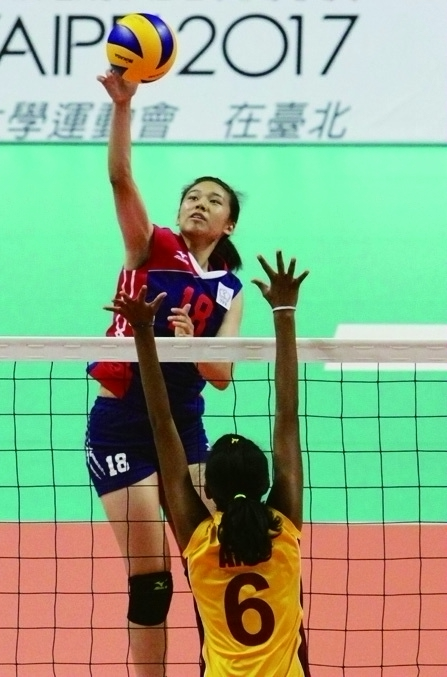 A heroic performance at the 17th Asian Women's U19 Volleyball Championship 2014