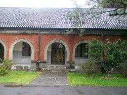 國立臺北教育大學舊禮堂照片