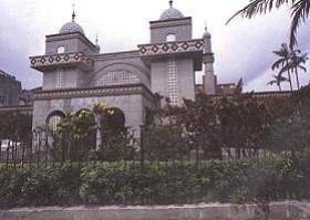 清真寺照片