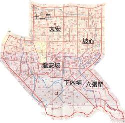 大安區地圖