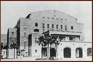 The Assembly Hall during the Japanese Colonial Period