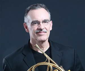 American horn player John Clark is set to appear on stage on the second day of Taipei Jazz Festival, which runs from July17 through July19. (Photo courtesy of Taipei Jazz Festival)
