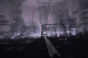 """""""Crystal City 004"""" in the Persistence area by Taiwanese photographer Wu Chi-tsung. (Photo by Bill Cheng)"""