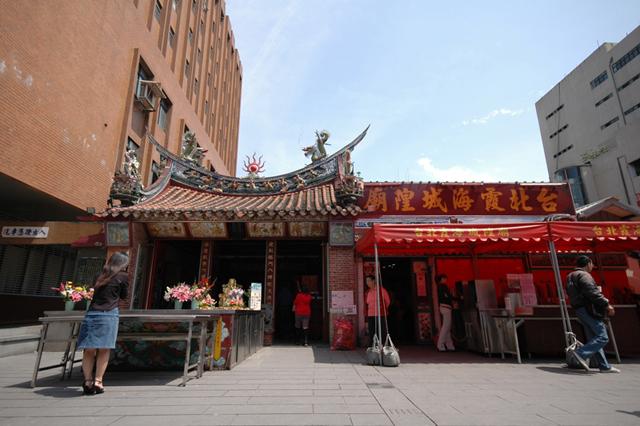 Dadaocheng Xiahai Cheng Huang Temple