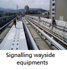 Signalling wayside equipments
