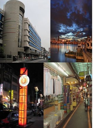 Landmarks of Datong District
