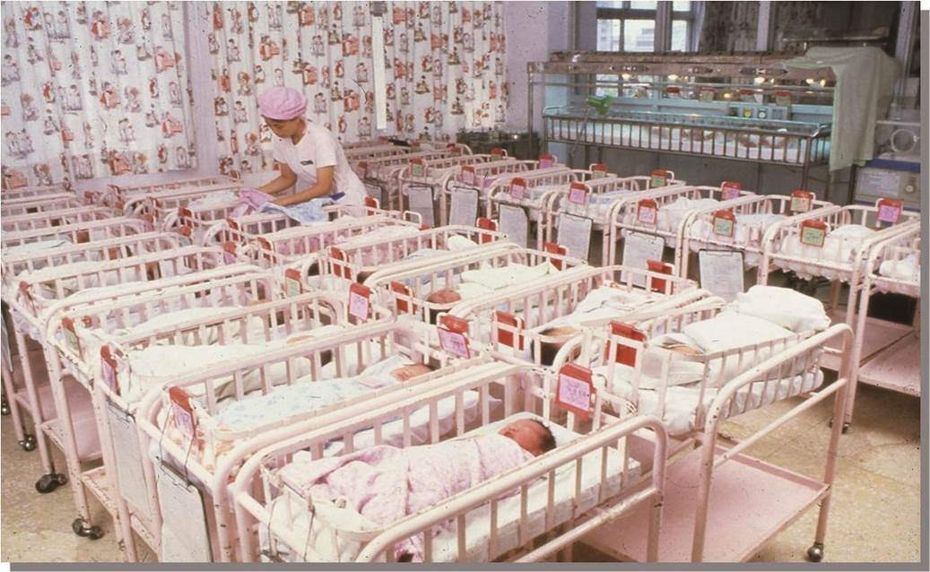 Taipei City Women and Children's Hospital Recorded Highest in the Number of Babies Delivered, 1983