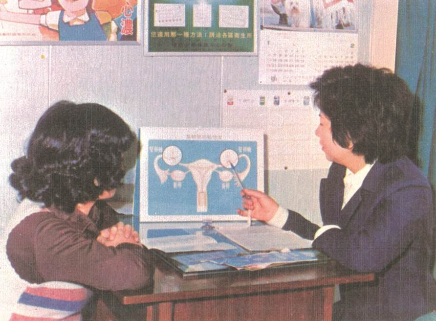 Family Planning Consultation for Newlyweds, 1978