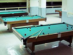 Billiard Tables