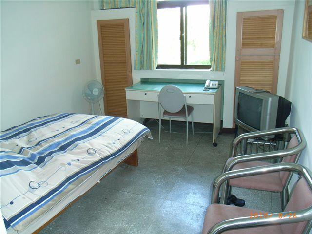 Inside a Single Suite