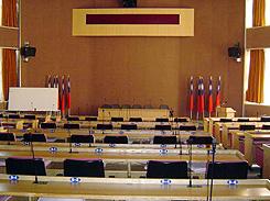 International Conference Hall