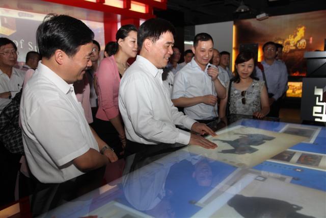 Visiting Shanghai Multimedia Valley