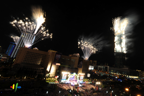 Countdown Night for 2011-2