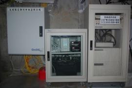 大壩強震儀系統照片