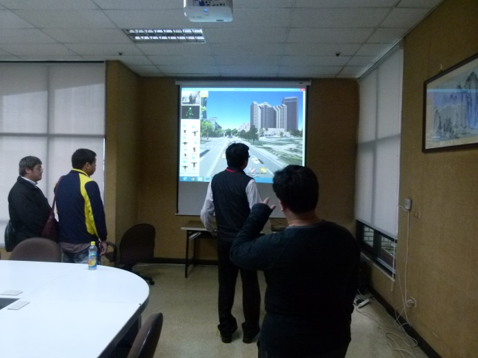 Kinect體驗區