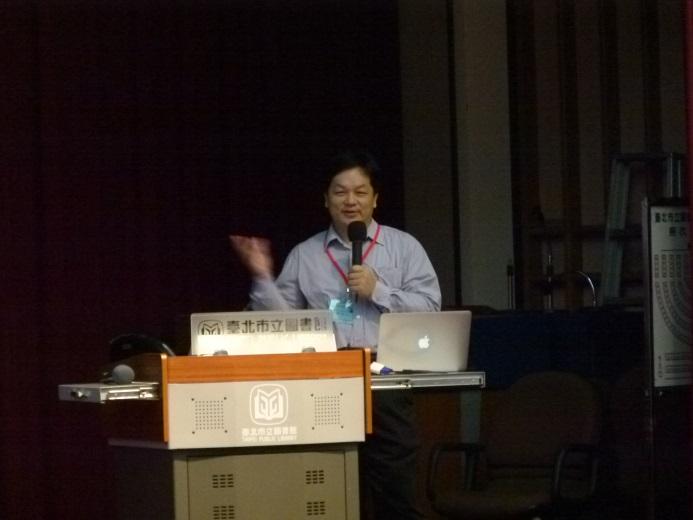 國家災害防救科技中心 蘇文瑞 組長 演講