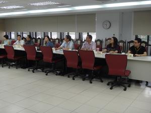 古亭地政事務所與會人員