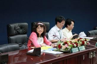 潘副局長說明實價登錄資訊