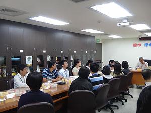 松山地政事務所與會人員
