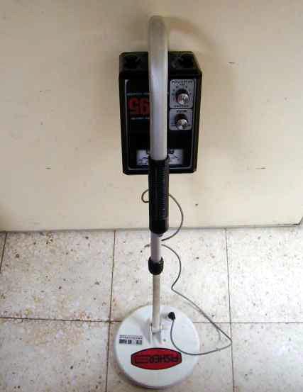 金屬探測器