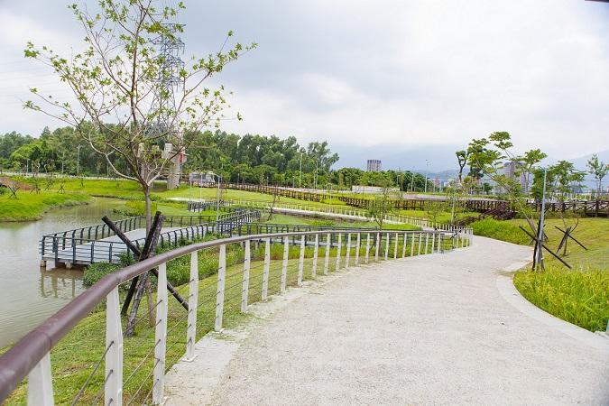 北投區溼地公園