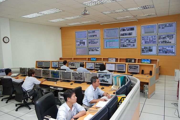 抽水站第四分區自動化監控系統建置工程