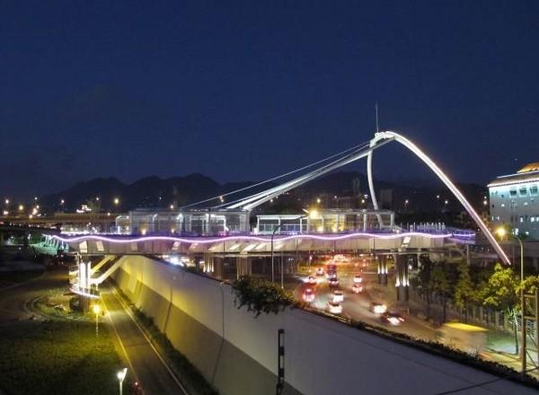 迪化污水處理廠-跨堤景觀平臺