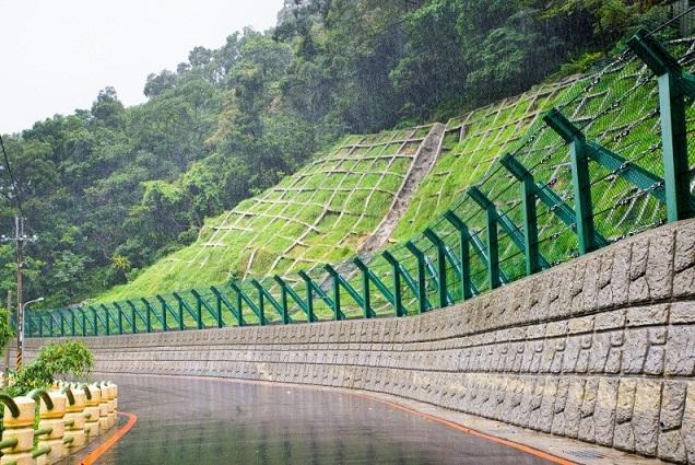 104年度「臺北市北區山坡地緊急處理及維護預約式工程」