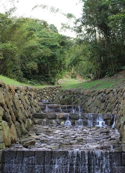 104年度土石流潛勢溪流改善及設施維護工程(第一期)