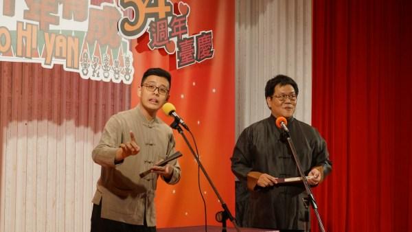 (另開視窗)秦浩與宗翰兩人表演相聲4
