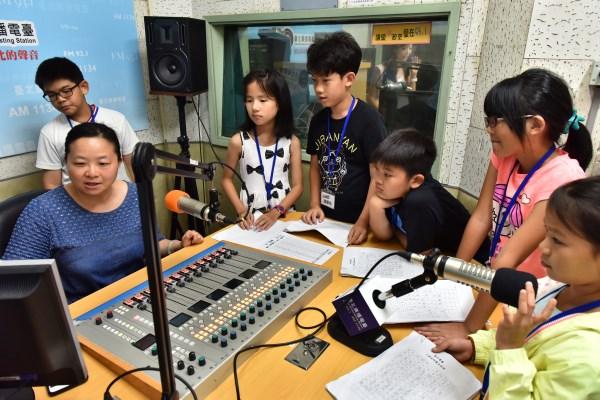 小小廣播營1