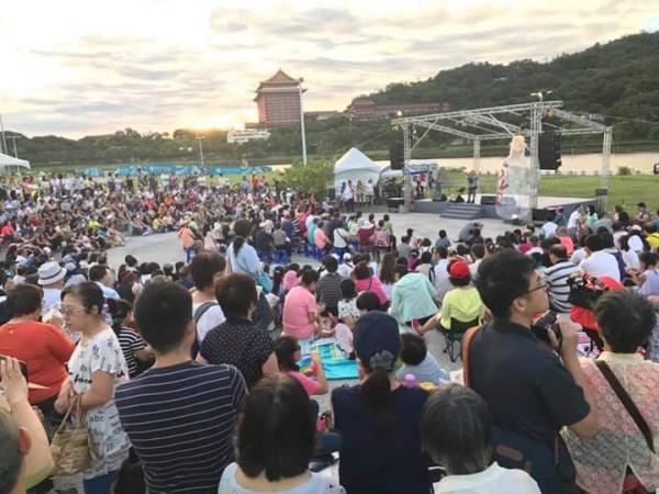 台北河岸音樂季─大佳河濱公園場6