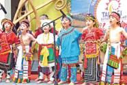臺北市原住民族少年暨兒童合唱團照片