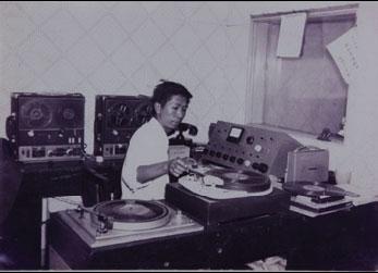 天行廣播電臺於民國50年正式獲頒軍用執照,更名為「民防廣播電臺」。