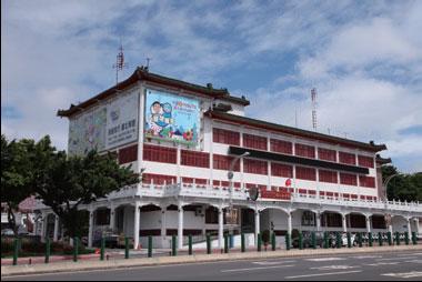 而今伴隨臺北市民成長的臺北廣播電臺50歲了!