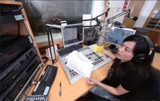 50年來,臺北廣播電臺讓臺北市民「聽見臺北的聲音」。