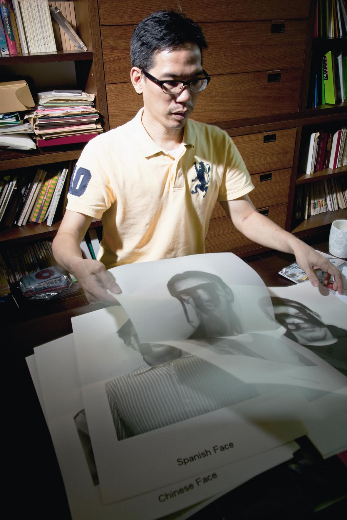 CJ STUDIO主持人陸希傑認為,設計就是一種語言與溝通,愈多的