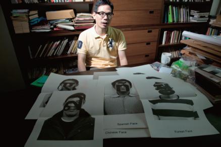 (左起)BFF創辦人Brendt Barbur、北市府觀傳局局長趙心屏、電影《練習曲》男主角東明