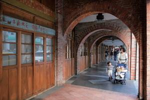 舊城區的創意新世界 艋舺散散步