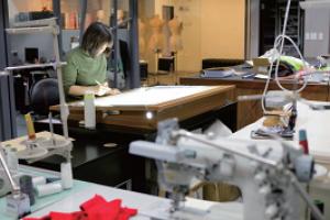 西園29服飾創作基地是在地時尚服裝設計人才的創作園地。
