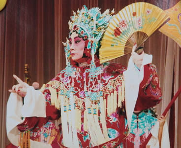 京劇皇后 戴綺霞