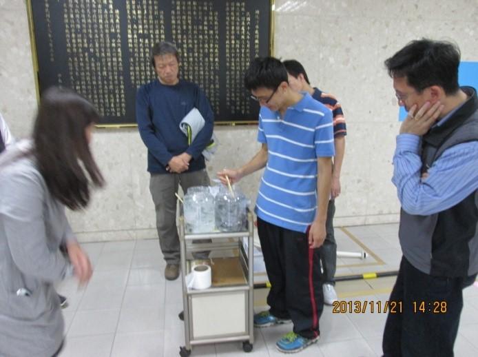 衛生紙及其它紙類溶解實驗
