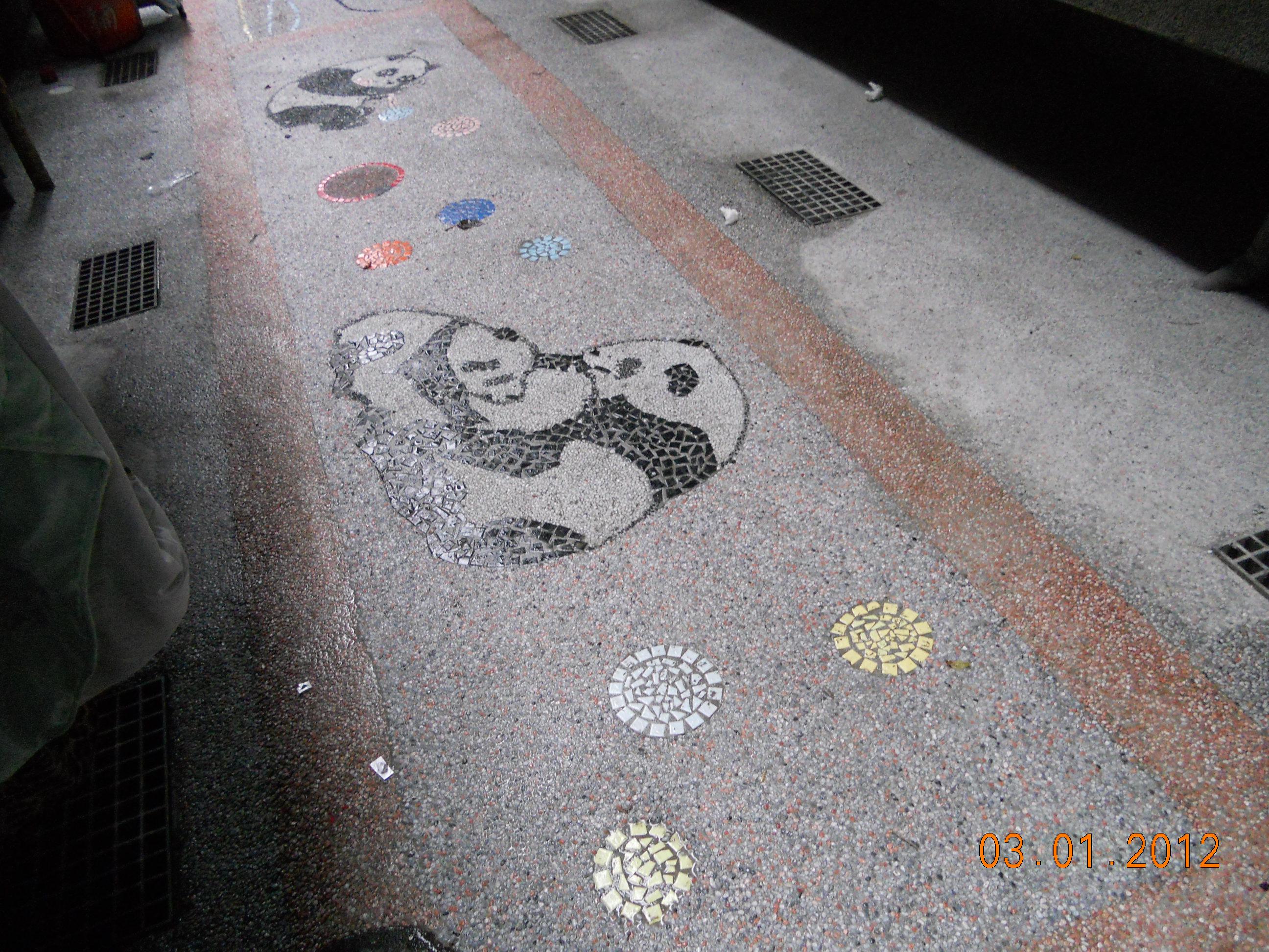 藝術走進後巷裡